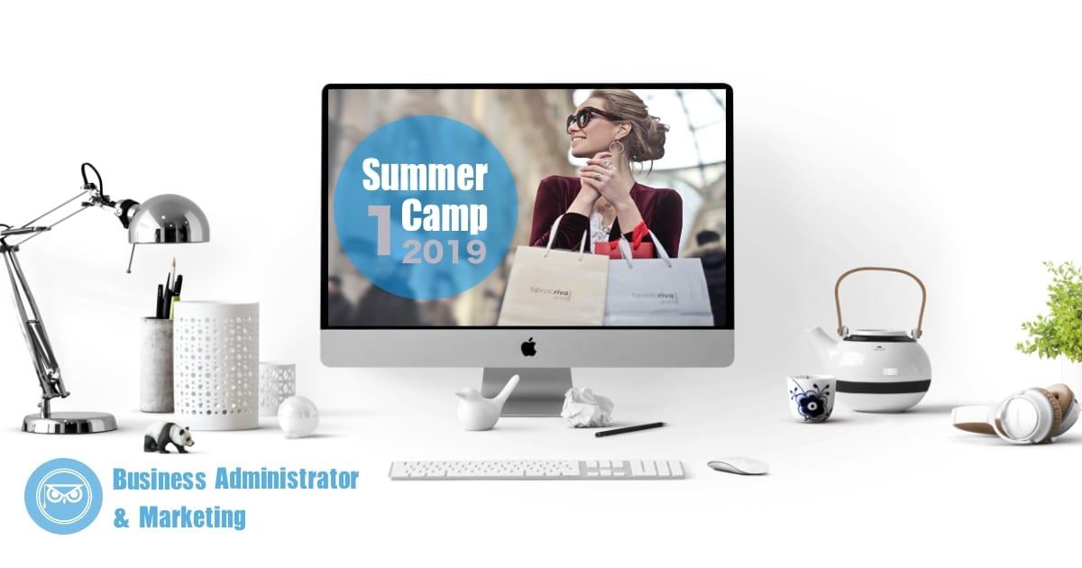 Summer Camp 1 2019 – Business Administration & Marketing
